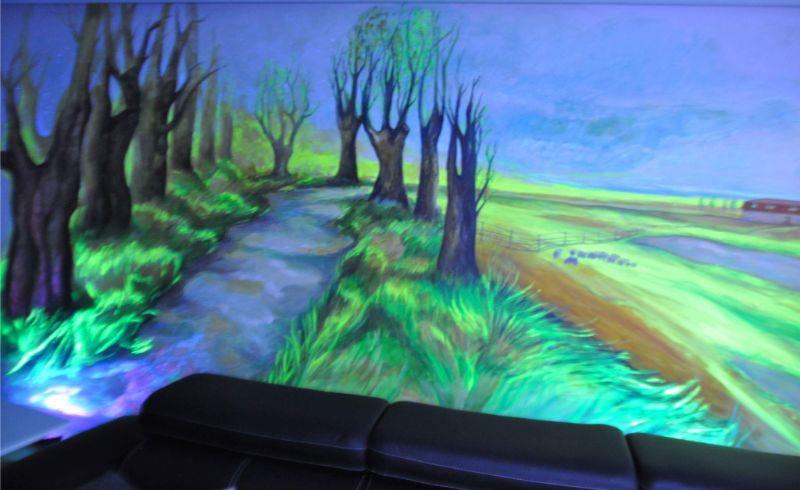 malarstwo 3d chromadepth realizacja 4